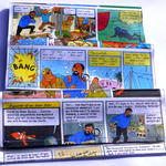 TinTin comic wallets